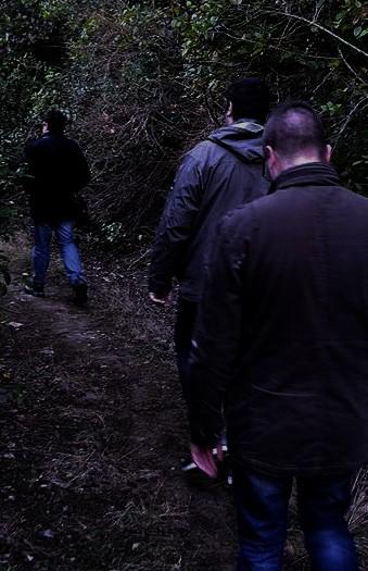 El equipo de Proyecto Misterio